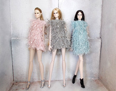 Lovetones trio (MonikafashiondollsFR) Tags: aw1603 timeless show lena aw1602 hello honey roxy lovetones aw1601 bonjour baby
