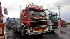 Danmark Trucks - Ronnie Petersen (engels_frank) Tags: scania 141 michael nielsen 142h ronnie petersen