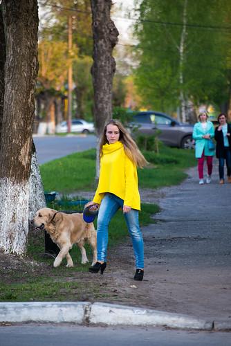 Ladies walking ©  Andrey