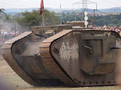YWE2018 (clarks666) Tags: reenactors warfare history military conflict war 20thcentury tank ww1 ywe2018 army