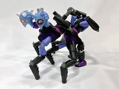 I Have Nine Arms and I Must Hug 2 (Ballom Nom Nom) Tags: galidor lego nine arms must hug bodyhorror monstrosity