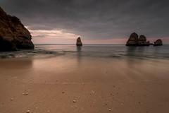 Portuguese trolls (Sizun Eye) Tags: portugal lagos praiadocamilo camilobeach beach shore rocks cliffs sea ocean le longexposure poselongue nisifilters nikond750 nikon1424mmf28 nikkor 1424mm 2018 june