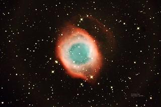 helix nebula - ngc7293