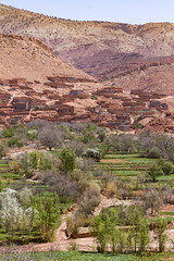 2018-4520 (storvandre) Tags: morocco marocco africa trip storvandre telouet city ruins historic history casbah ksar ounila kasbah tichka pass valley landscape