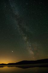 Mars + Voie lactée (larouche.sebastien) Tags: milkyway voielactee stars etoiles mars astro