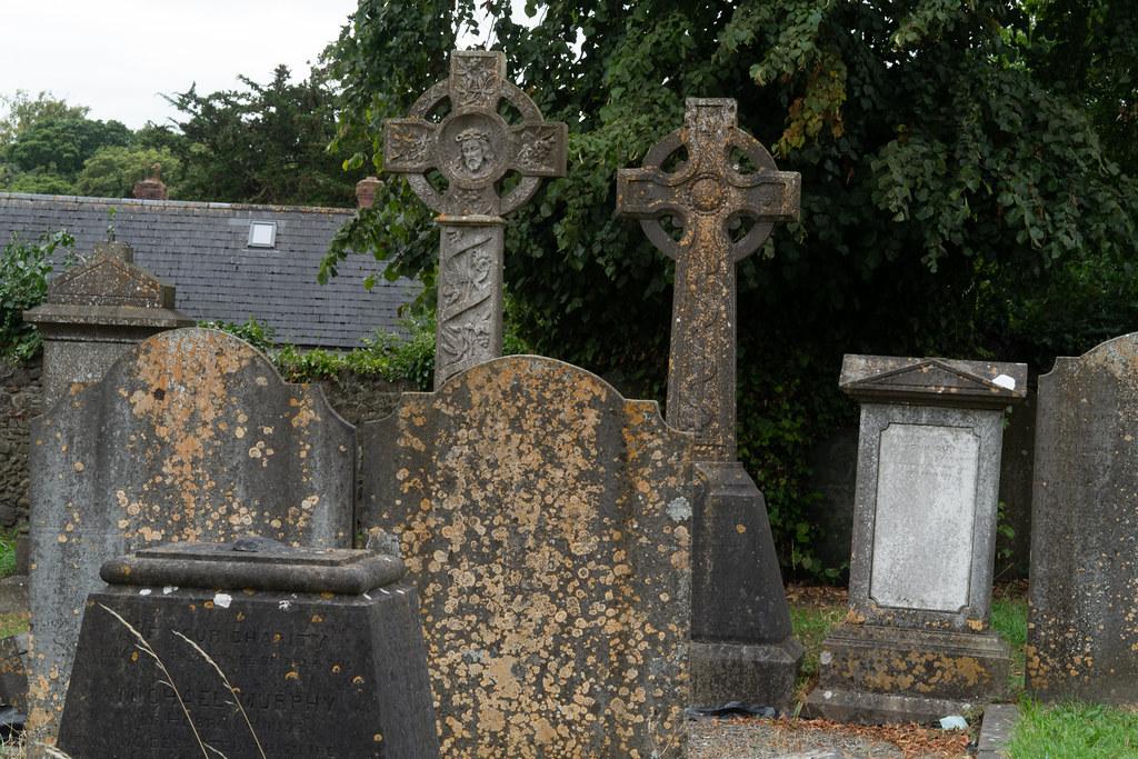 OLD CHURCHYARD KNOWN AS ST. JOHN'S [DUBLIN ROAD KILKENNY]-142943