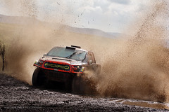 Martin Prokop - Jan Tománek (Martin Hlinka Photography) Tags: veszprém hungary watersplash action motorsport sport mud canon eos 60d hungarian baja 2018 fia fim cross country rally world cup 70200mm f28 l usm martin prokop jan tománek ford raptor rs