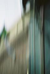 no title (biancarosa.looman) Tags: analog handheld reflection lines blur canon kodakfilm arnhem