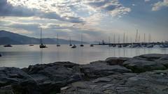 Happy Friday! (ImaginOrlo) Tags: liguria italia italy santamargheritaligure mare sea barche porto boats boat colori colors