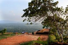 Lion Rock Fortress 獅子岩 (MelindaChan ^..^) Tags: lion rock fortress 獅子岩 chanmelmel melinda mel melindachan nature srilanka 斯里蘭卡 history heritage life ruin top