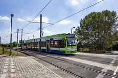 Beckenham Junction Tram Comes Through South Norwood Country Park (London Less Travelled) Tags: uk unitedkingdom england britain london south norwood croydon southlondon countrypark tram tramlink rail transport publictransport tfl city urban suburb suburbia
