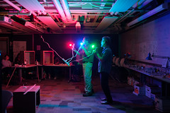Ti and Tinkering workshop – Day 3 (The Tinkering Studio) Tags: ti teacherinstitute workshop lightplay