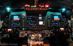Cockpit, King Air C90GTi PR-JJM (Antônio A. Huergo de Carvalho) Tags: cockpit panel painel proline proline21 pl21 instruments instrumento glass beech beechcraft kingair king air c90 c90gti prjjm táxiaéreohércules
