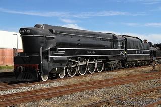 South Australian Railways 523