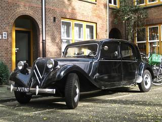 1956 CITROËN 11B Traction Avant Berline