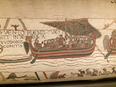 Bayeux Tapestry: 5 (DrBob317) Tags: france normandy bayeux bayeuxtapestry