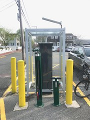 2018 AFTER repair station - West End (rikahlberg) Tags: provincetown bike rack cape cod commission community preservation act public fixation saris corral bicycle capecod cpa