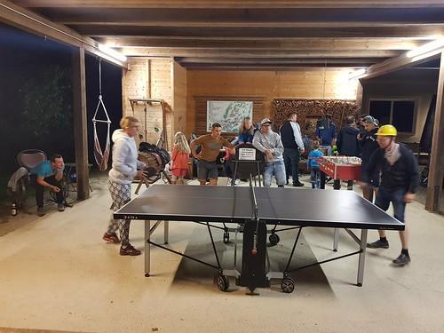 Tischtennisturnier 2018