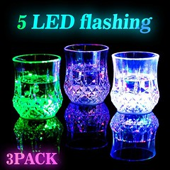 LED Light Up Beer Glasses (mywowstuff) Tags: gifts gift ideas gadgets geeky products men women family home office