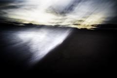 Monifieth (peterggordon) Tags: icm intentionalcameramovement abstract painterly blur beach