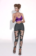 Entice and Beloved Jewelry 1 (Treycee Melody) Tags: entice event top leggings fashion style secondlife womens