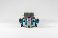 DSC07602 (KayOne73) Tags: sony a7rii nikkor nikon 40mm micro macro lens transformers iron factory legends class 3rd party figures tf combaticons bruticus war giant combiner dx