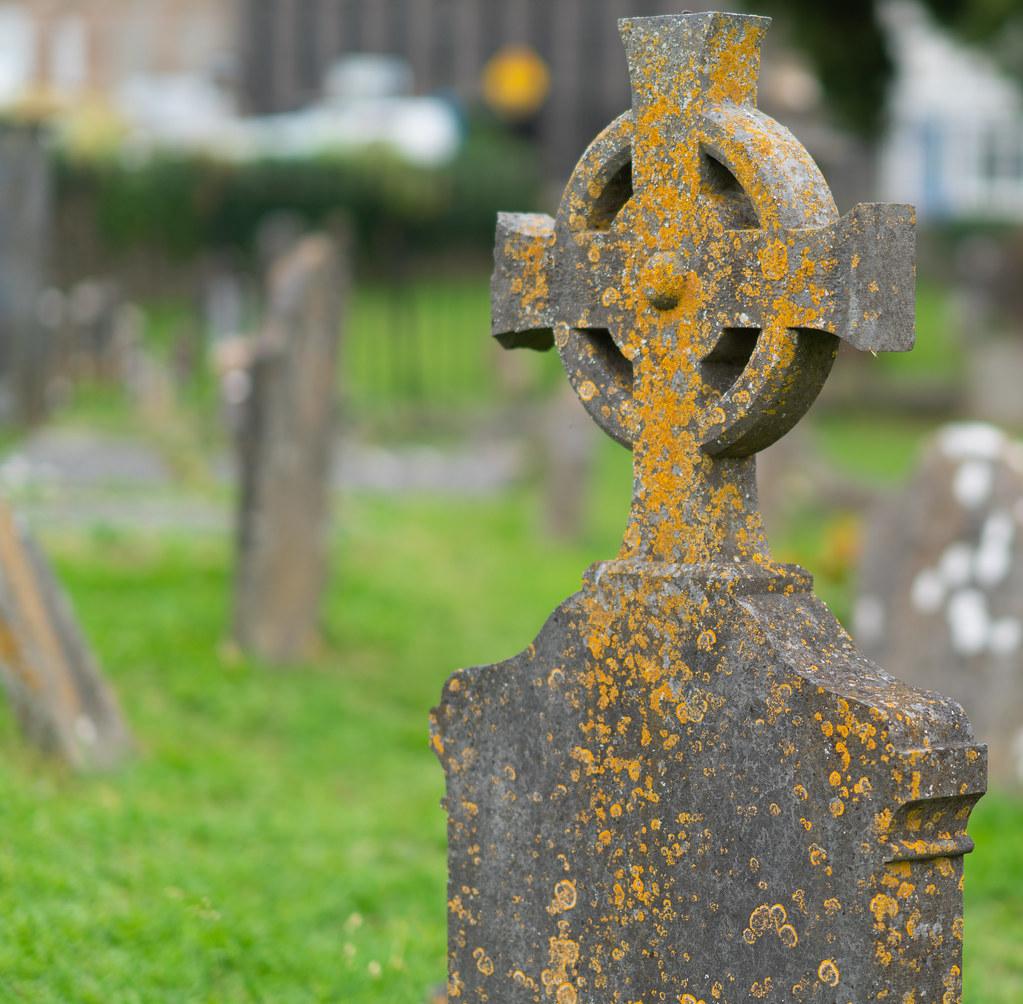 OLD CHURCHYARD KNOWN AS ST. JOHN'S [DUBLIN ROAD KILKENNY]-142964