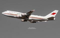 Boeing 747-400 Bahrain Royal Flight A9C-HAK (French_Painter) Tags: boeing 747400 bahrain royal flight a9chak