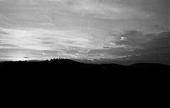 Sunset (michele.palombi) Tags: greve chianti film 35mm tuscany panzano agfa 400asa darkroom sunset