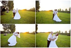 (zuzana sutkova) Tags: wedding love sunset portrait lovestory bride smile kiss backlight nikon