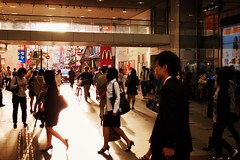 Walks of life (mr ivanchan) Tags: street japan em5 olympus m43 vsco