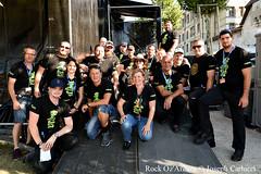 Staff & Backstage mercredi 15 août 2018