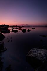 DSCF7372-HDR (lukmanism) Tags: fujifilm xt20 samyang12mmf2 samyang älmhult sweden sunset landscape lake