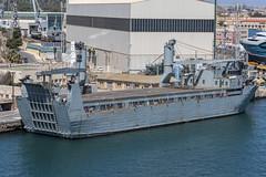 El Camino Espanol Docked (dcnelson1898) Tags: cartagena spain coast port cruise travel vacation hollandamericaline oosterdam mediterraneansea spanishnavy military boat ship