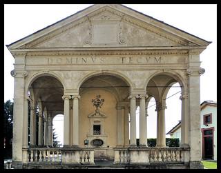 Santuario del Sacro Monte di Varese -  Prima cappella
