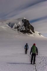 Getting there! (danielfj91) Tags: iceland hvannadalshnúkur mountain glacier hike climb climbing outdoor snow ice nature white landscape adventurous adventure