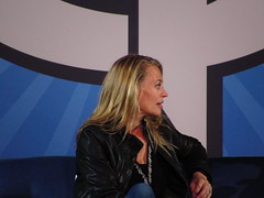 IMG_0867 (grooverman) Tags: comicpalooza comic con convention may 2018 star trek panel jeri ryan canon powershot sx530