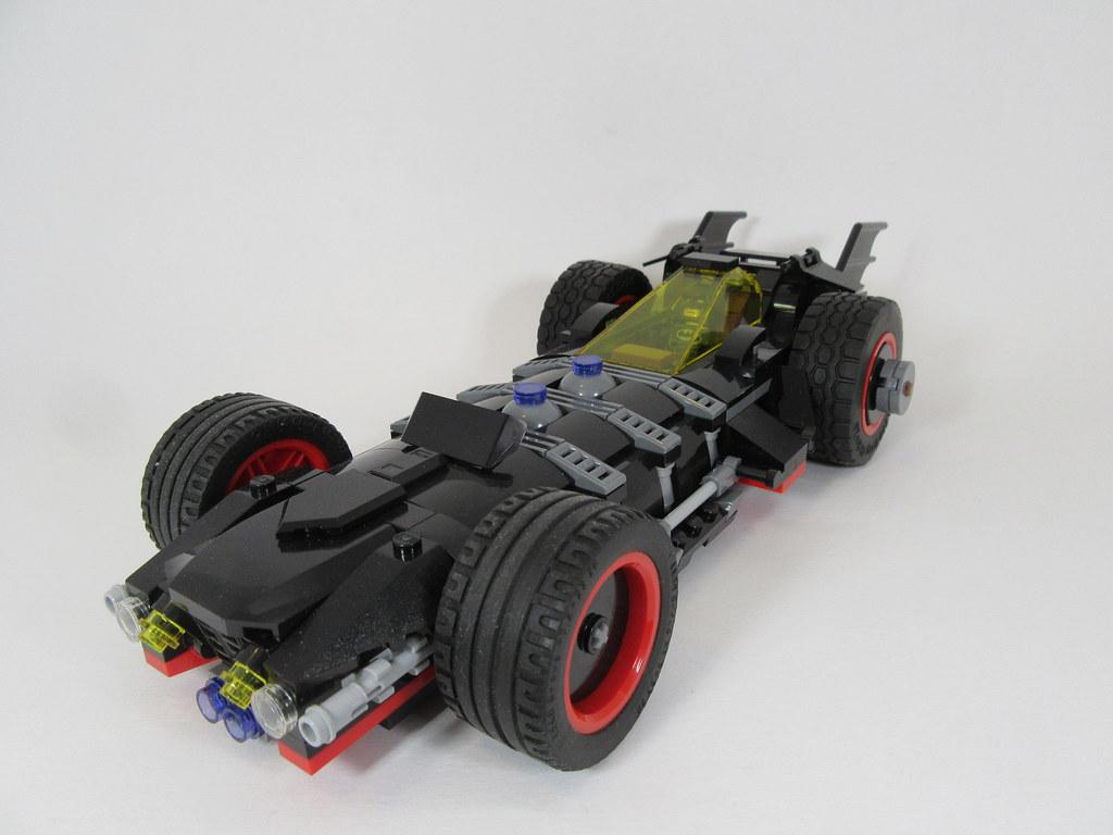 lego ultimate batmobile instructions