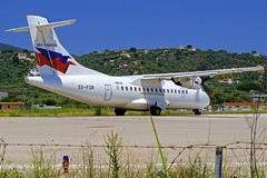 JSI/LGSK: SkyExpress ATR42-500 SX-FOR (Roland C.) Tags: jsi lgsk skyexpress skiathos airport greece atr atr42 atr42500 sxfor aviation airliner aircraft airplane