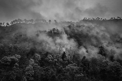 North Sikkim in Black and White (sudarshan mondal) Tags: apoeticperspective northsikkiminblackandwhite blackandwhite mountains northsikkim sikkim