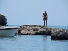 Pefkos Swimmer