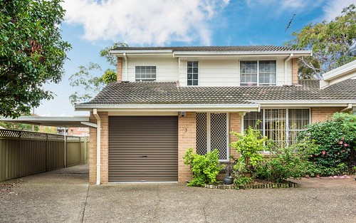 3/57 Karimbla Road, Miranda NSW