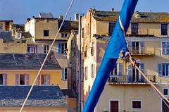 479 - Bastia au-dessus du vieux Port (paspog) Tags: bastia corse corsica france port hafen haver mâts masts fassaden decken façades toits roofs facades mai may 2018