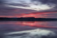 Reflets d'été (gaudreaultnormand) Tags: canada leverdesoleil longexposure longueexposition quebec saguenay sunrise mer ciel eau