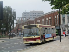 East Yorkshire 337 YX03MWK Alfred Gelder St, Hull (1280x960) (dearingbuspix) Tags: eyms eastyorkshire goahead gonortheast 337 yx03mwk