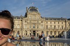 Louvre museum (kalakeli) Tags: louvre louvremuseum paris 2018 july juli france frankreich julija freunde friends