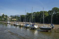 Caernarfon 2 (Jimmy Davies) Tags: wales cymru gwynedd snowdonia cearnarvon harbour summer coast beach landscape