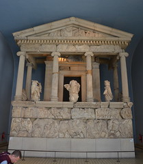 Nereid Monument (afagen) Tags: london england uk unitedkingdom greatbritain camden bloomsbury britishmuseum museum nereidmonument arbinas
