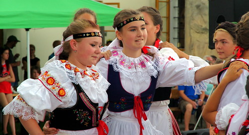 21.7.18 Jindrichuv Hradec 4 Folklore Festival in the Garden 226