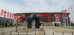 Where it's happening in Belgrade (jimsawthat) Tags: venue urban belgrade architecture serbia